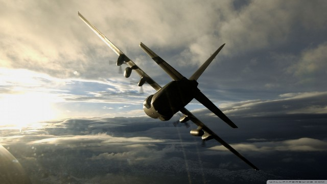 Airplane wallpaper-22