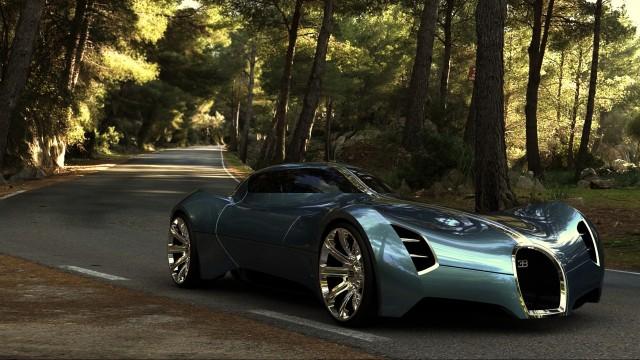 Bugatti wallpaper 6