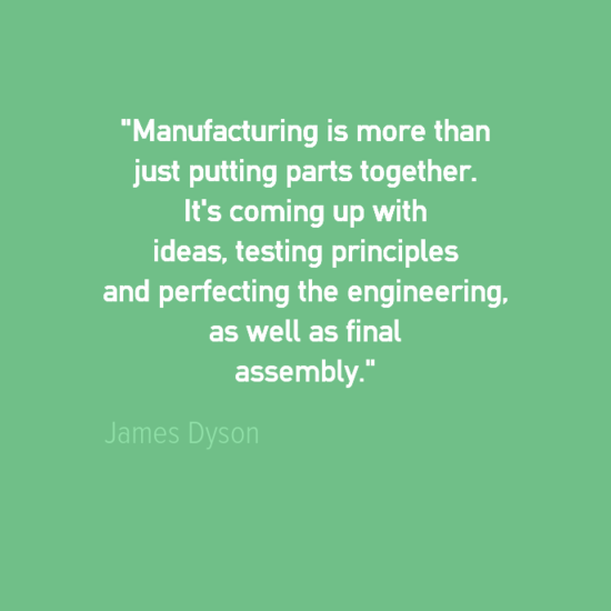 Engineering Quotes James Dyson