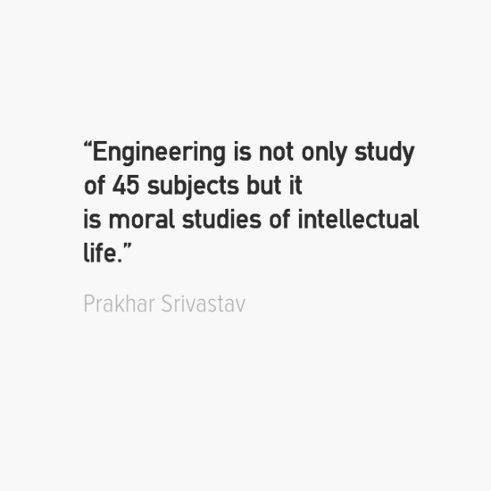Engineering Quotes Prakhar Srivastav