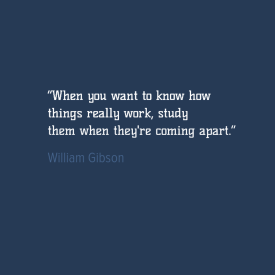 Engineering Quotes William
