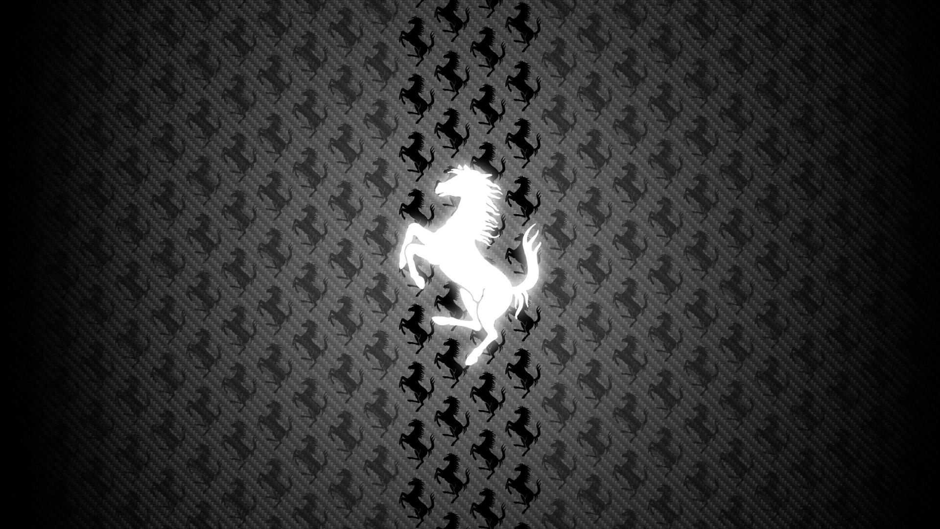 ferrari wallpaper 14 - Ferrari Logo Wallpaper Hd 1080p