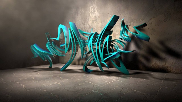 Graffiti Wallpaper 11