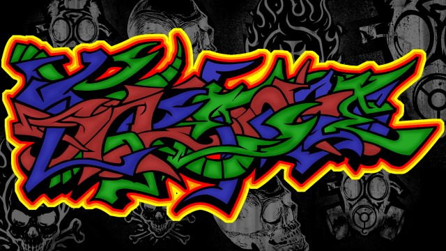 Graffiti Wallpaper 2