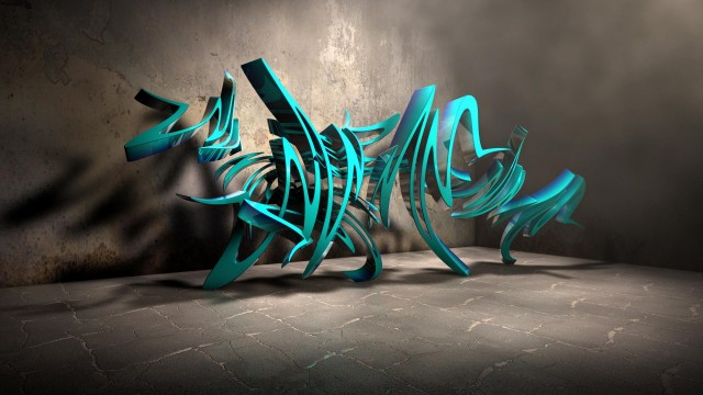 Graffiti Wallpaper 3