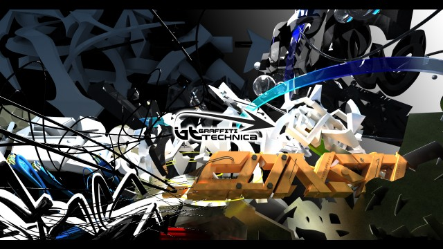 Graffiti Wallpaper 37