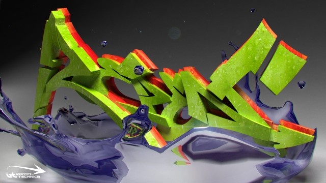 Graffiti Wallpaper 38