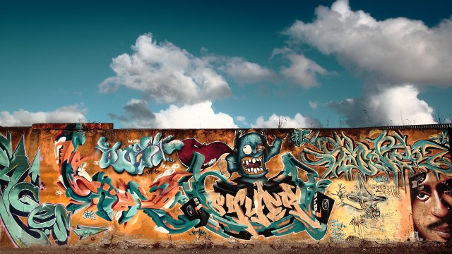 Graffiti Wallpaper 7