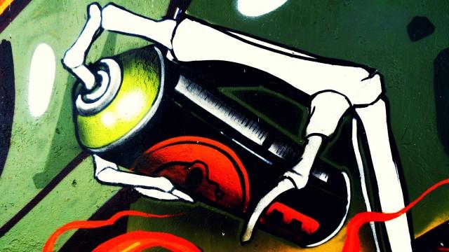 Graffiti Wallpaper 9