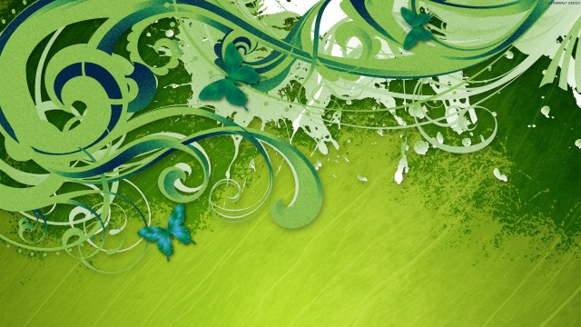 Green Wallpaper 16
