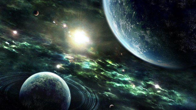 HD Space Wallpaper For Background 11