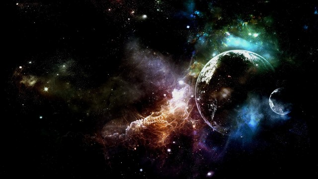 HD Space Wallpaper For Background 3