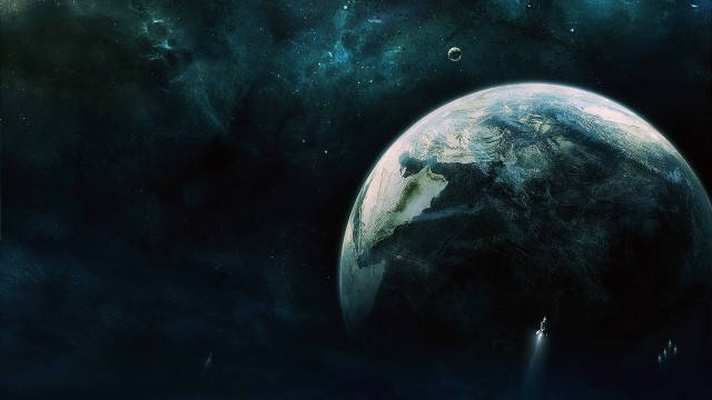 HD Space Wallpaper For Background 35