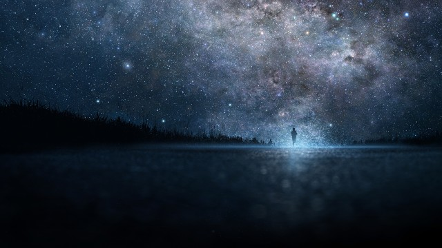 HD Space Wallpaper For Background 44