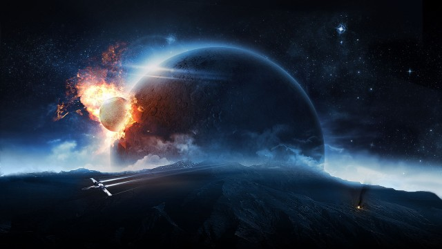 HD Space Wallpaper For Background 49