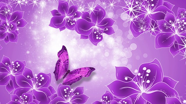 HD purple wallpaper image to use as background-14