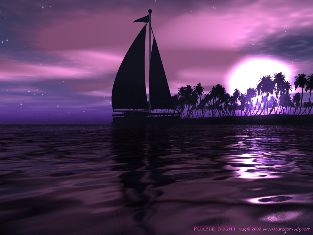 HD Purple Wallpaper Image To Use As Background 15