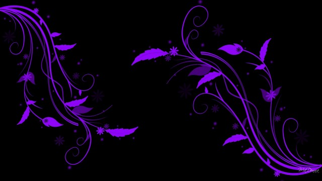 HD purple wallpaper image to use as background-18