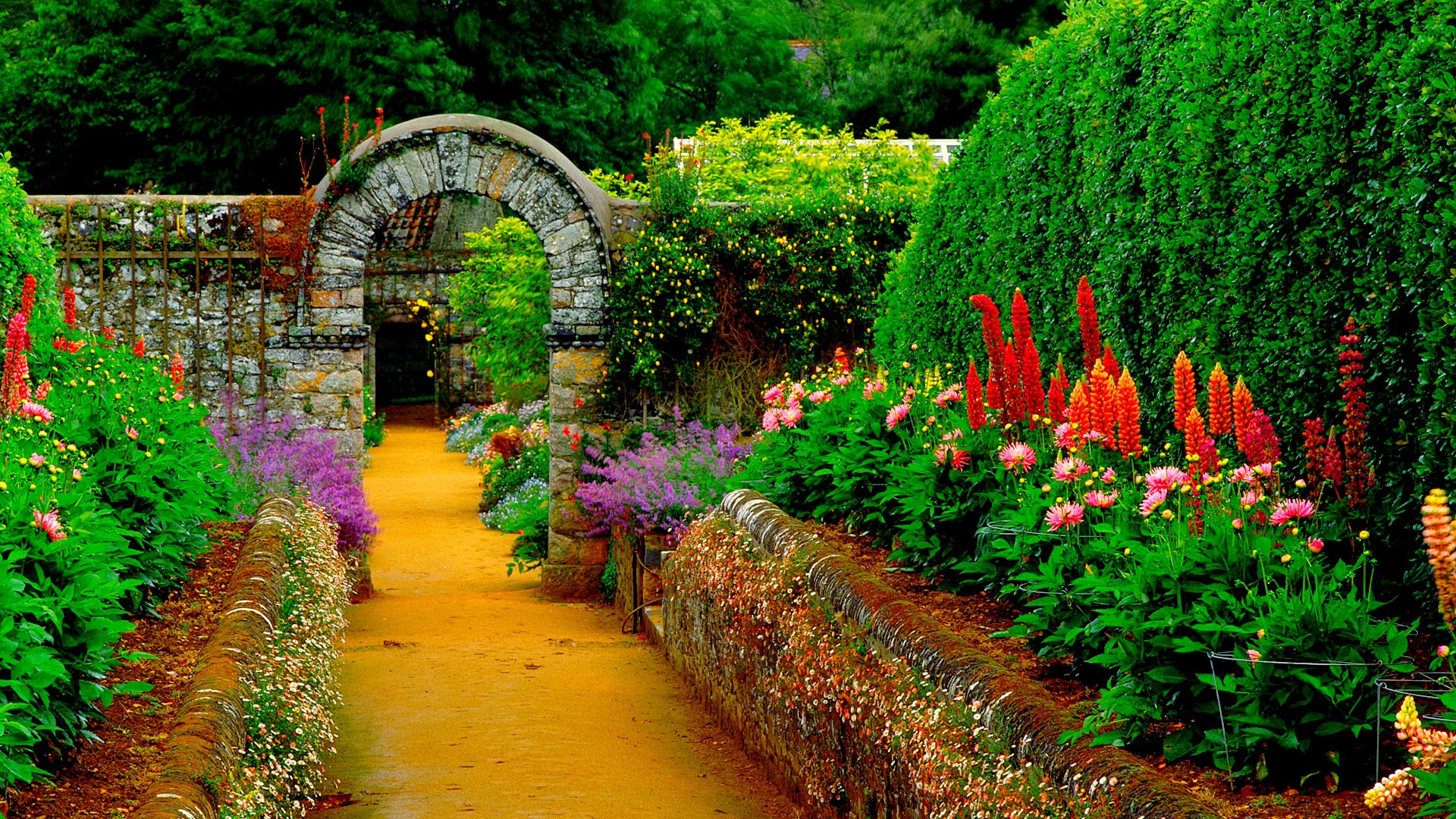 Beautiful Garden Pictures Houses: 36 Beautiful Home Wallpapers For Free Download (HD