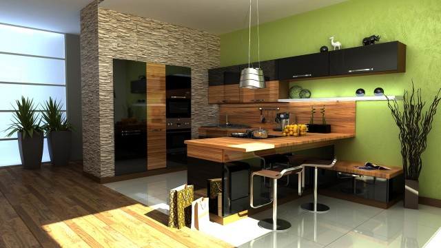Kitchen wallpaper 36