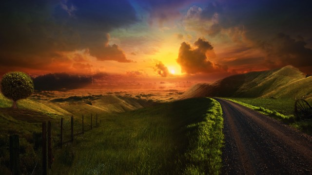 Landscape wallpaper 10