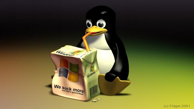 Linux Wallpaper 1