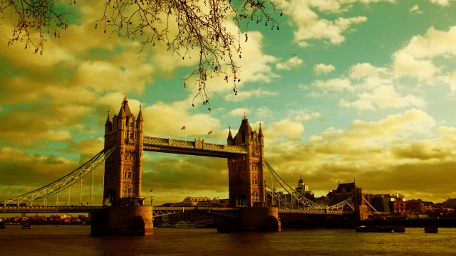 London wallpaper 4