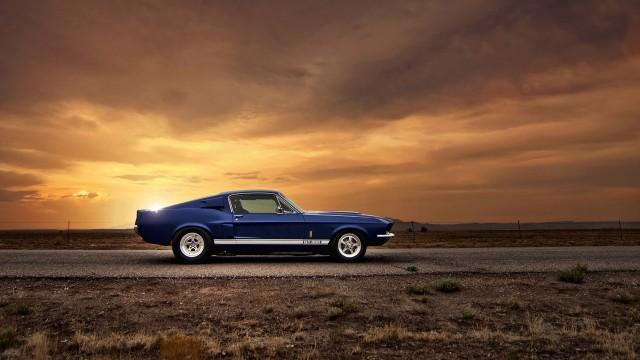 Mustang wallpaper 11