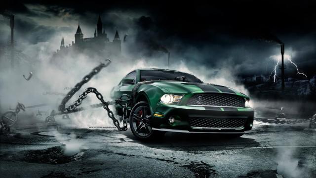 Mustang wallpaper 16