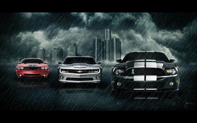 Mustang wallpaper 2