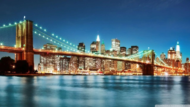 New York Wallpaper Background 16
