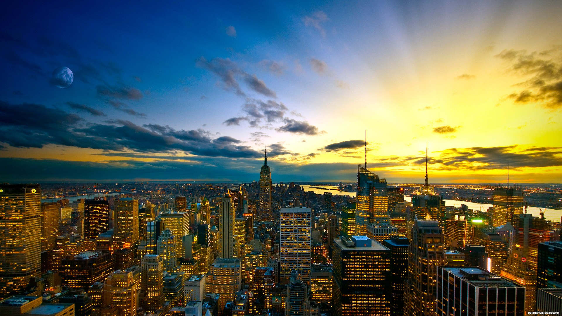 40 hd new york city wallpapers backgrounds for free download for In the city wallpaper
