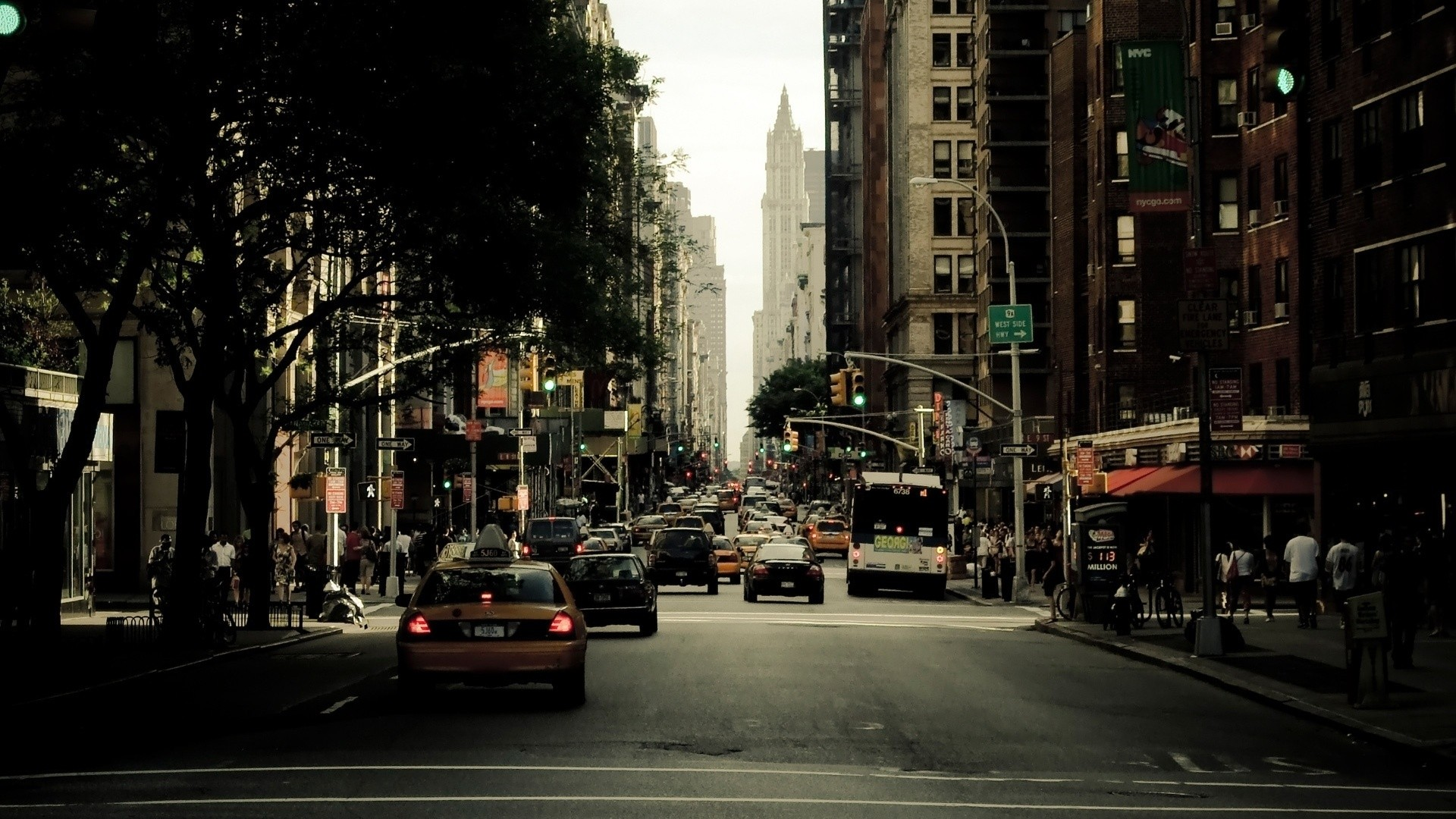 New York Wallpaper Background 32