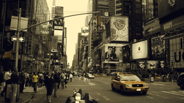 New York Wallpaper Background 5