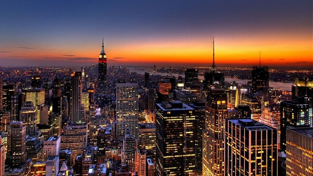 New York Wallpaper Background 6