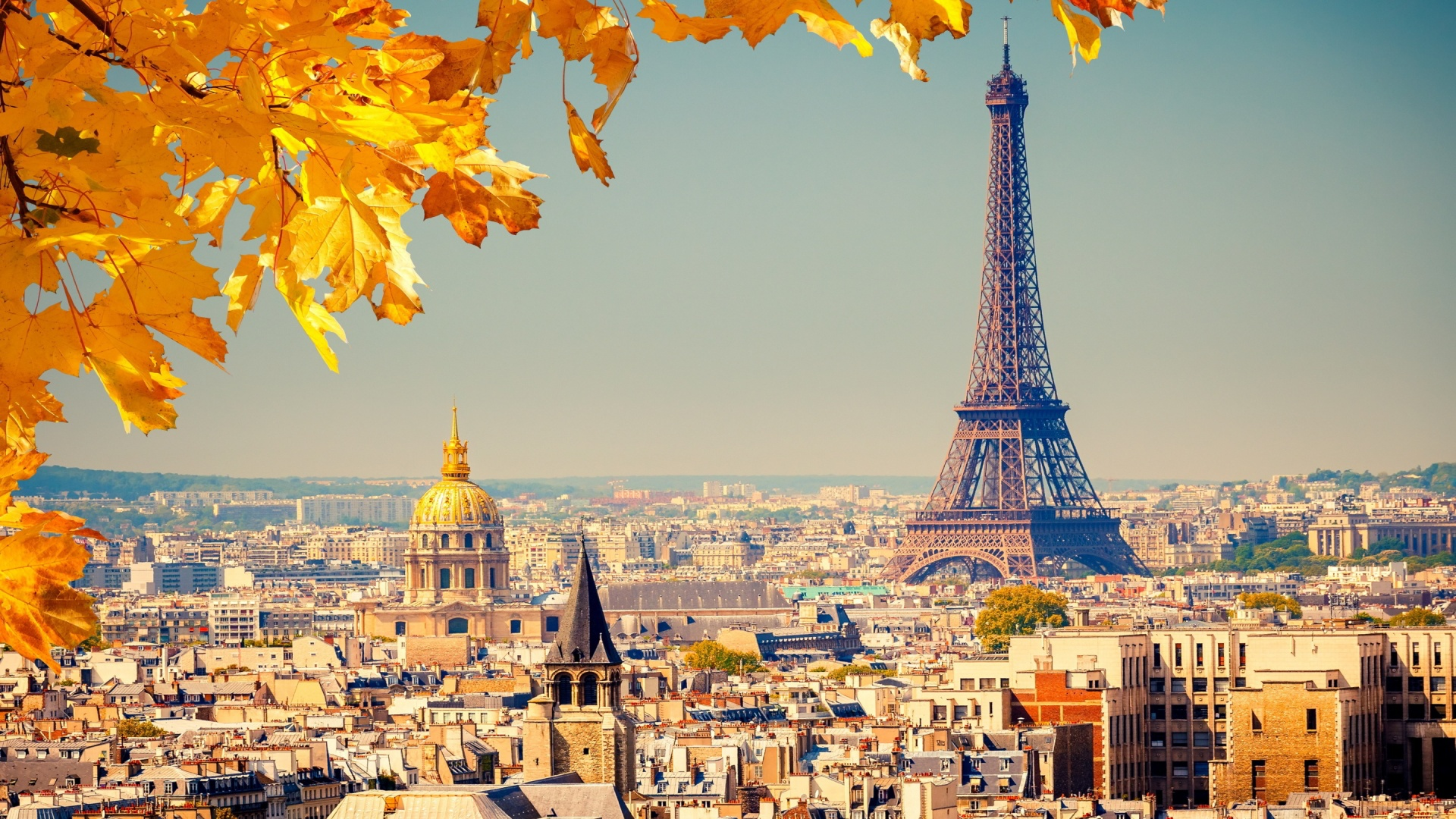 35 hd paris backgrounds the city of lights and romance for Parigi wallpaper