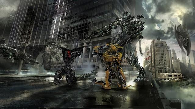 Transformer Wallpaper 10