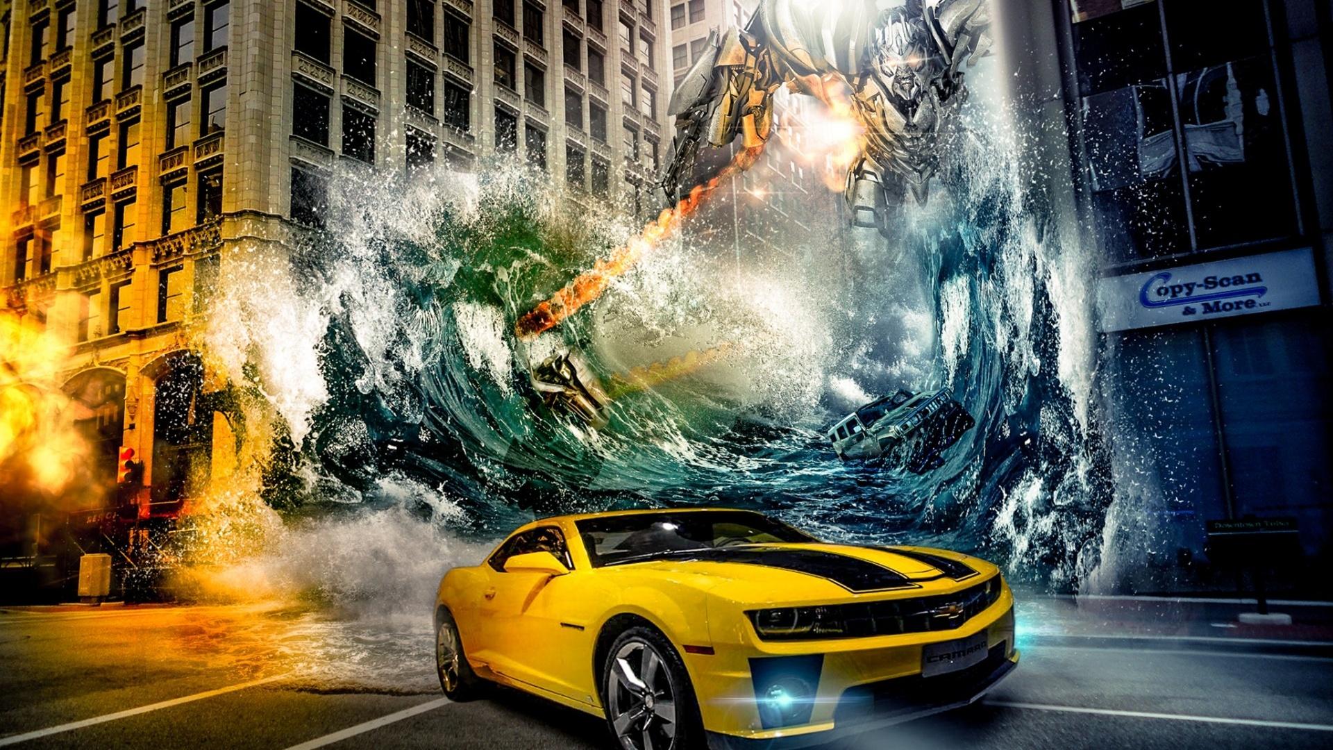 Transformer Wallpaper 34