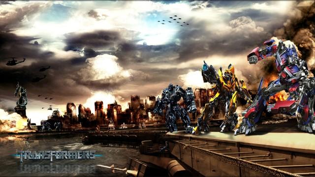 Transformer Wallpaper 8