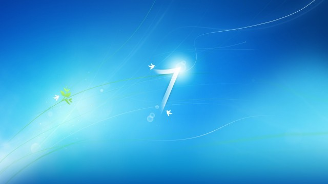 Windows 7 wallpaper 19