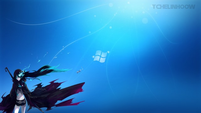 Windows 7 wallpaper 2