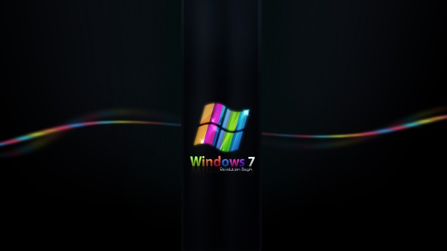 Windows 7 wallpaper 3
