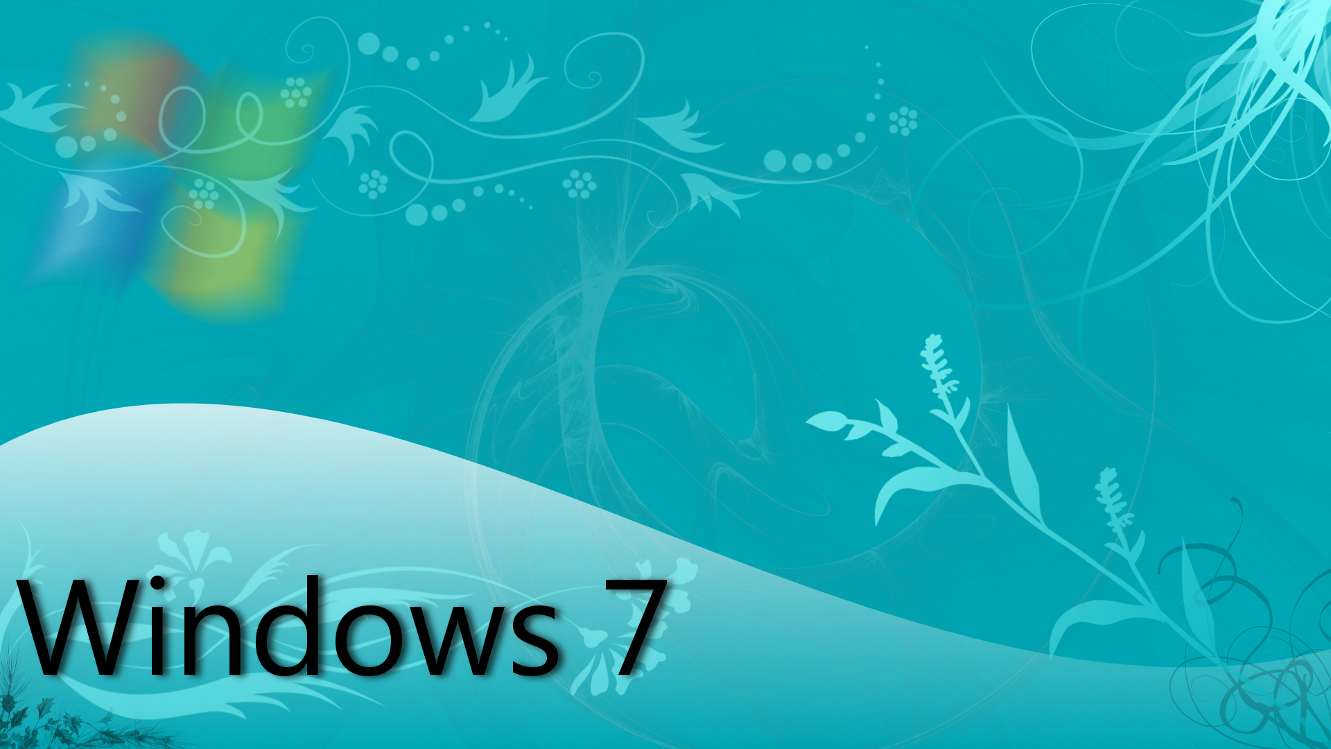 37 High Definition Windows 7 Wallpapers/Backgrounds For