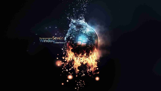 Windows 7 wallpaper 9
