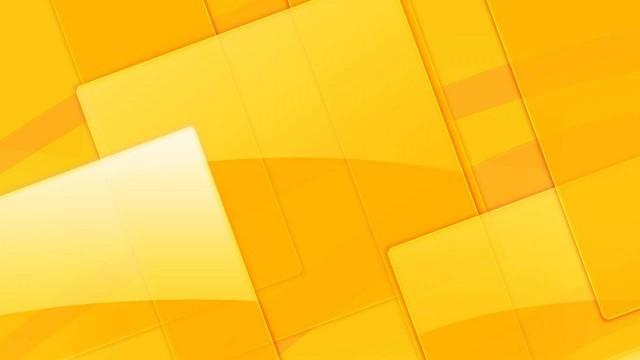خلفية صفراء في عالية الوضوح 34204