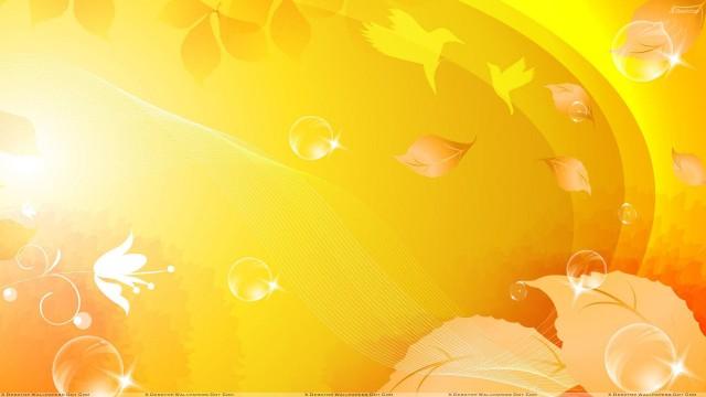 خلفية صفراء في عالية الوضوح 34237