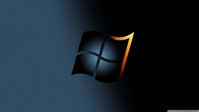 windows 7 dark wallpaper 1366x768
