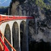 10 Most Sublime And Scenic Train Rides In The World