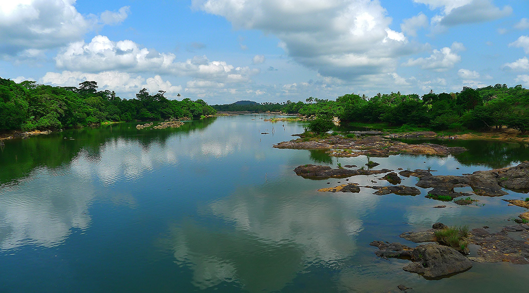 Contemplate The Rich Landscape Of Sierra Leone This