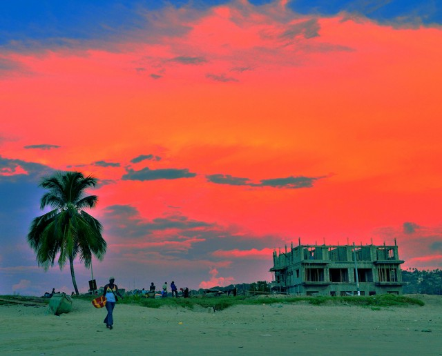 Contemplate The Rich Landscape Of Sierra Leone, This Beautiful Territory Of West Africa--9